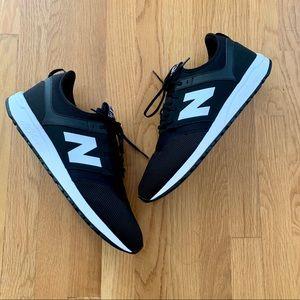 NEW Men's New Balance Classics 247 Black Size 14